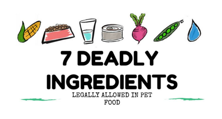 7 Deadly Ingredients Legally Allowed in Pet Foods